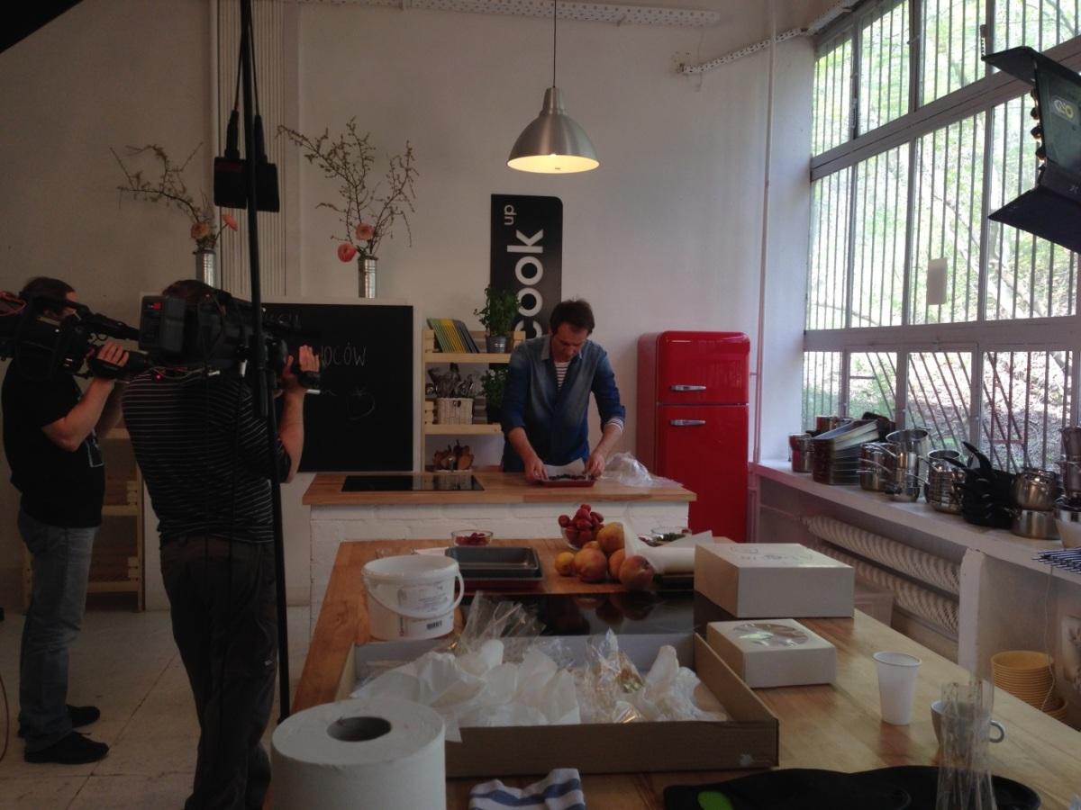 Cook Up Studio w Warszawie