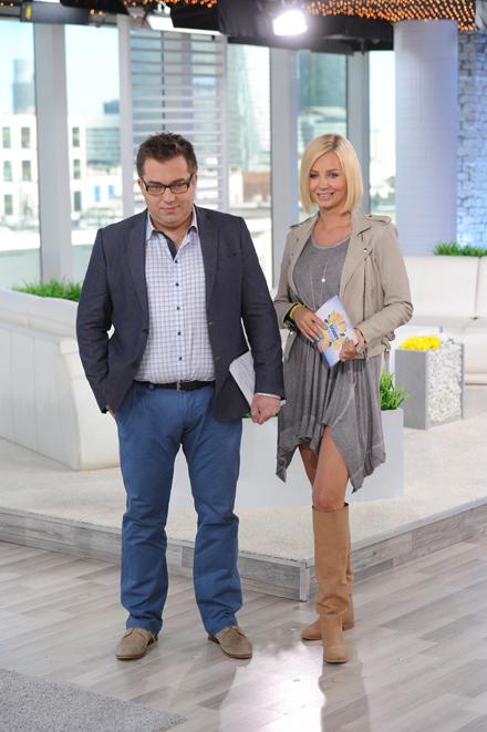 Agnieszka Szulim i Bartek Węglarczyk
